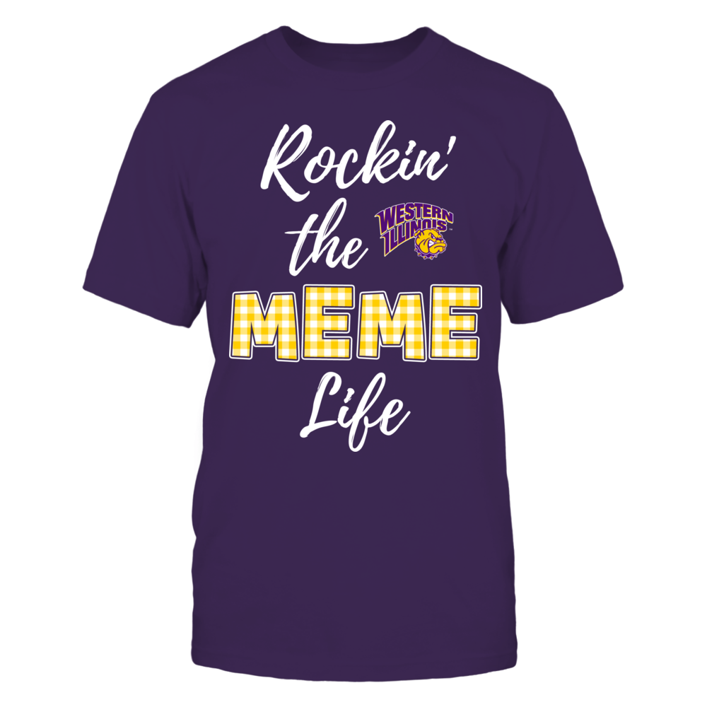Western Illinois Leathernecks - Rockin the Meme Life Front picture