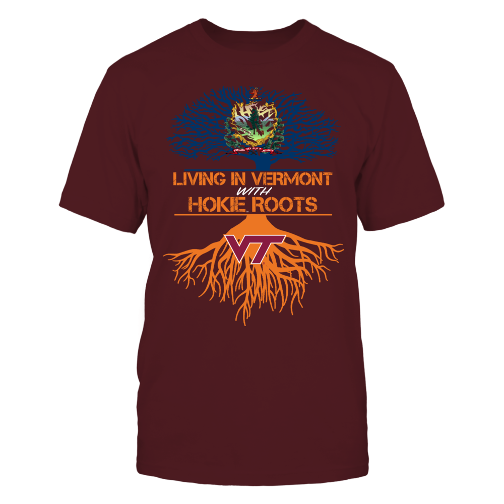 Virginia Tech Hokies - Living Roots Vermont Front picture