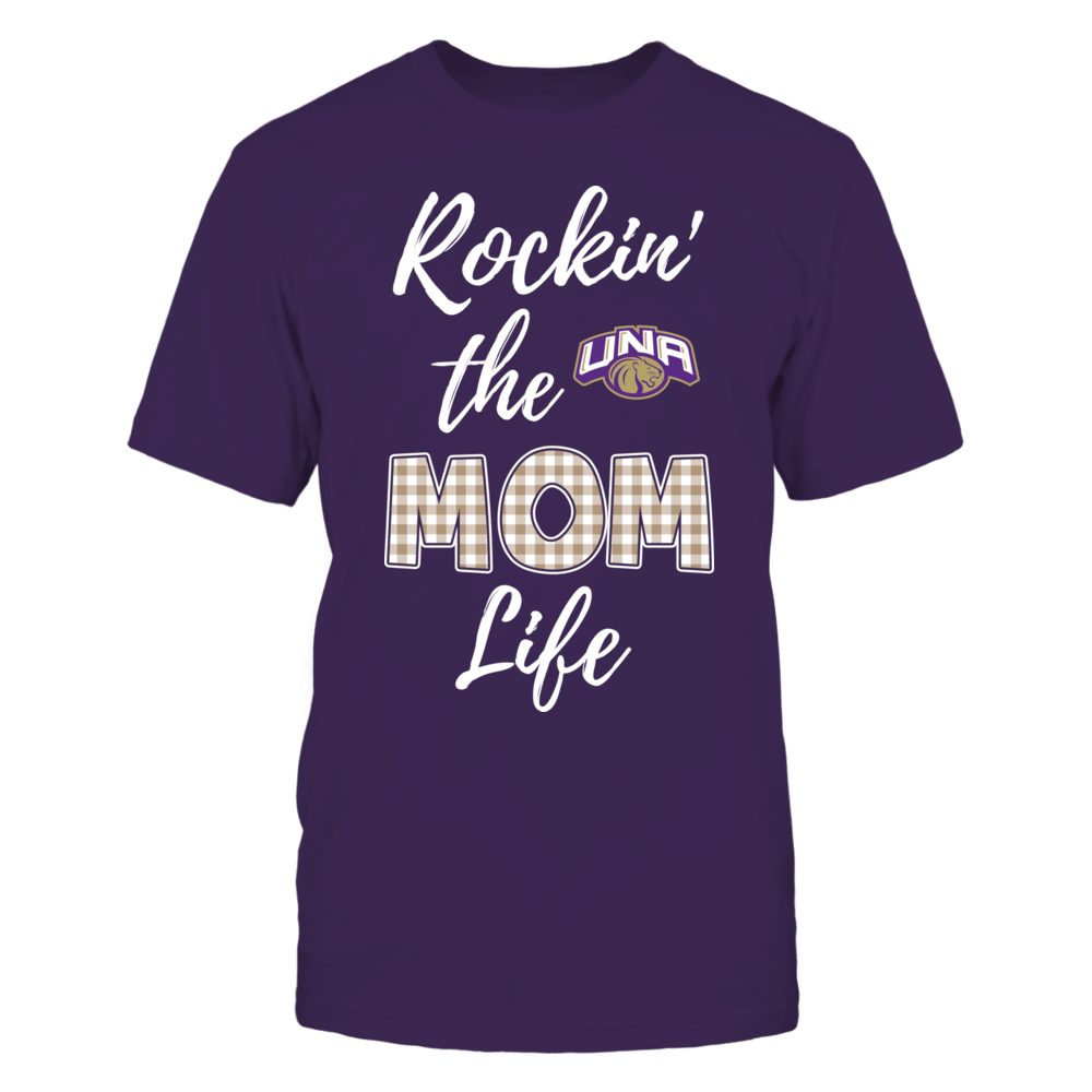 North Alabama Lions - Rockin the Mom Life Front picture