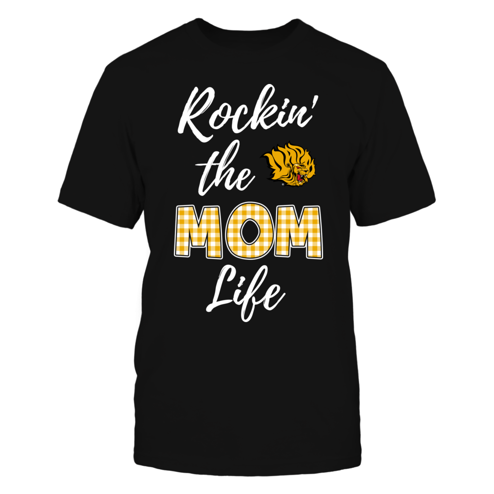 Arkansas Pine Bluff Golden Lions - Rockin the Mom Life Front picture
