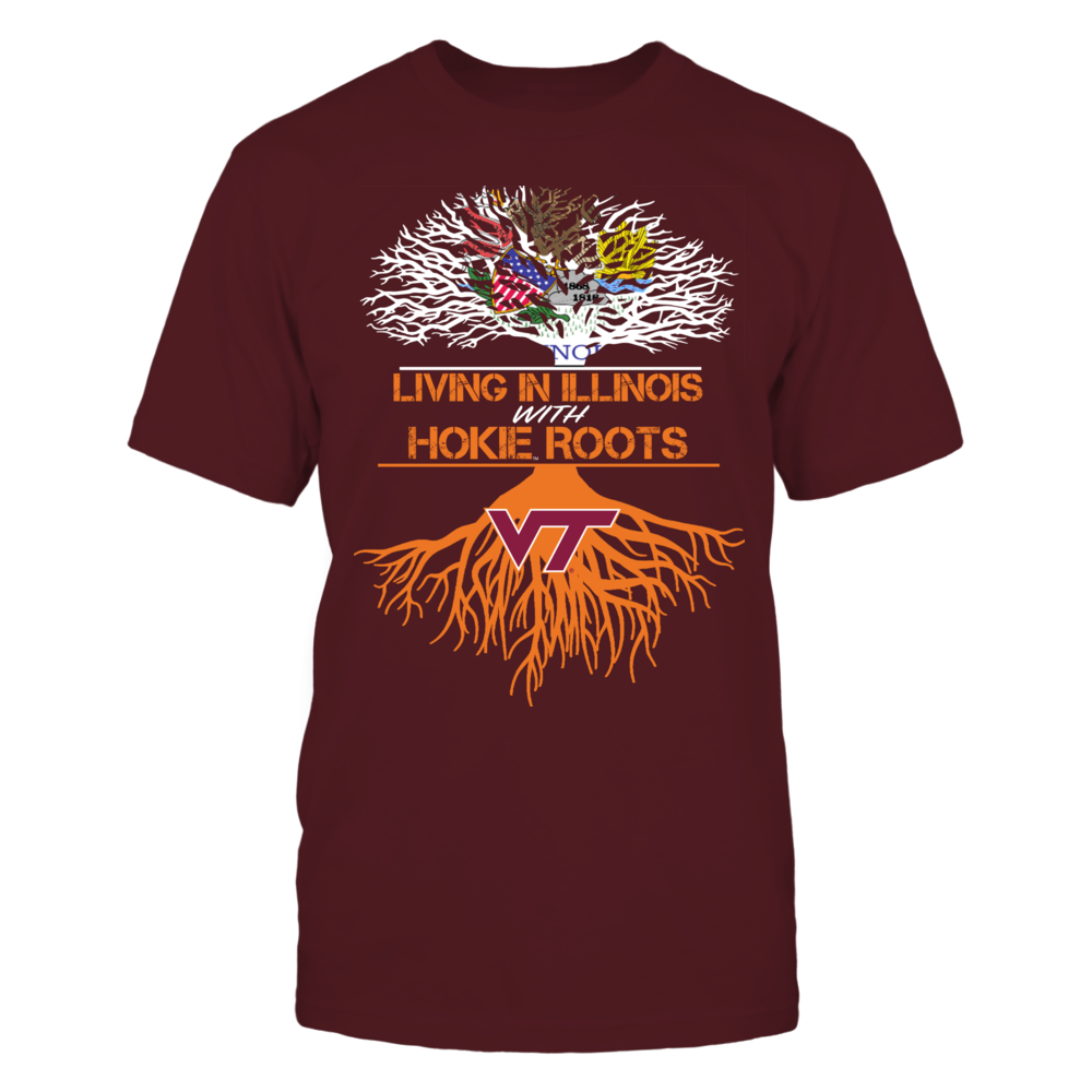 Virginia Tech Hokies - Living Roots Illinois Front picture