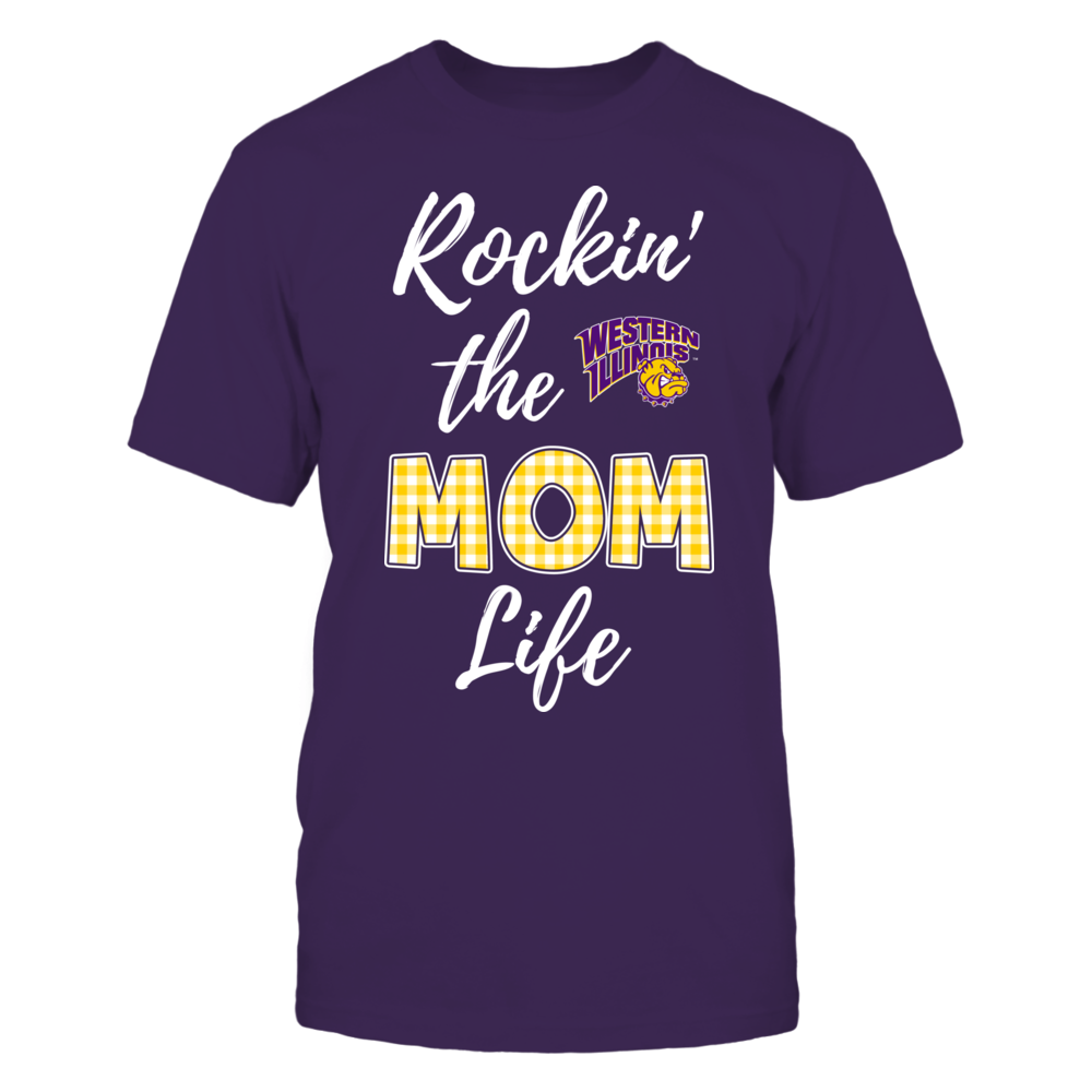 Western Illinois Leathernecks - Rockin the Mom Life Front picture