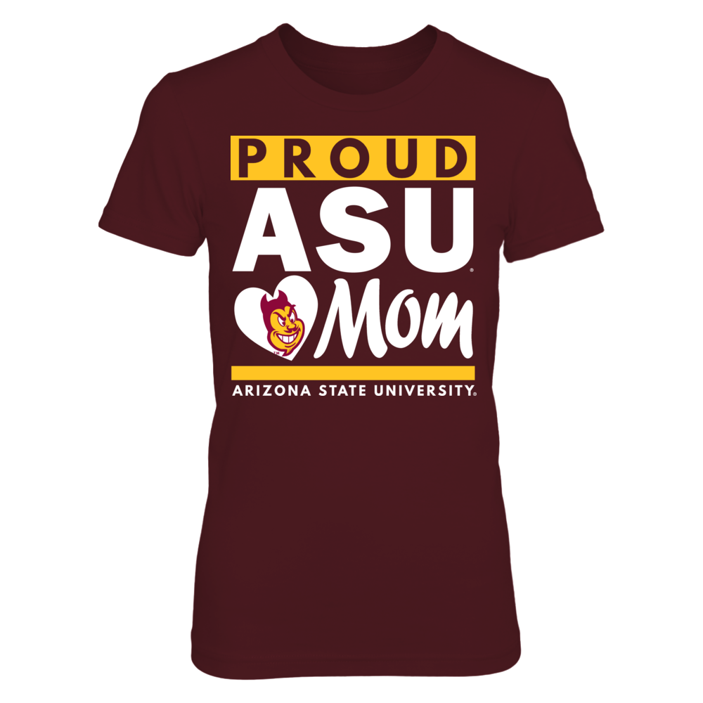 Arizona State University Proud Mom Front picture