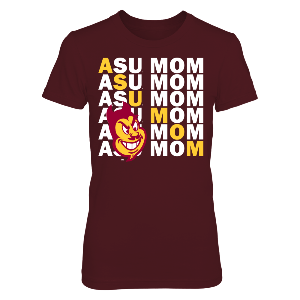 Arizona State University Mom Front picture