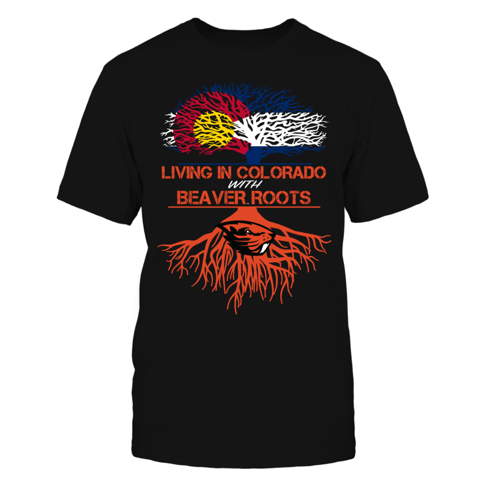 Oregon State Beavers - Living Roots Colorado Front picture