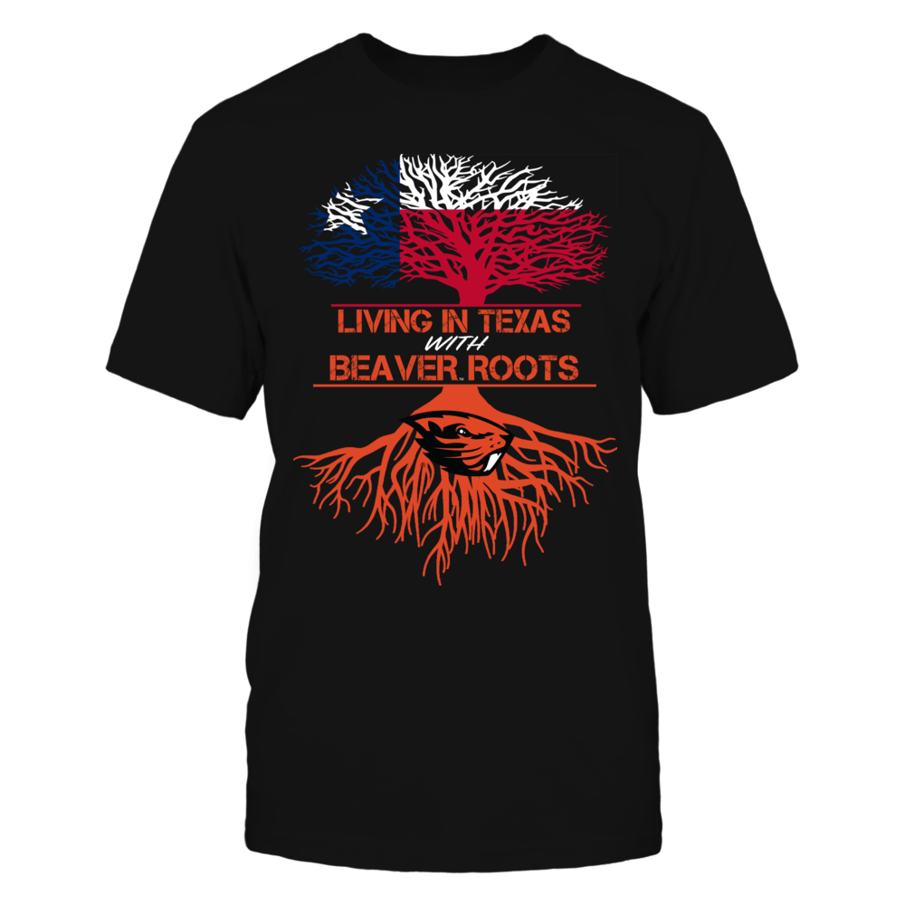 Oregon State Beavers - Living Roots Texas Front picture