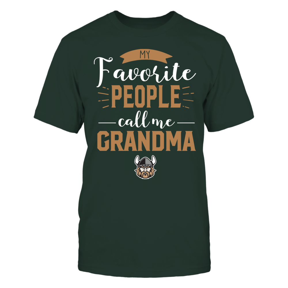 Cleveland State Vikings - My Favorite People Call Me - Grandma Front picture