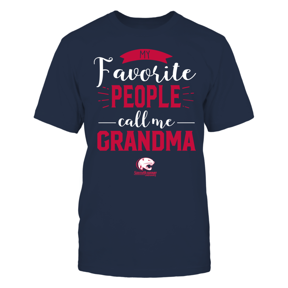 South Alabama Jaguars - My Favorite People Call Me - Grandma Front picture