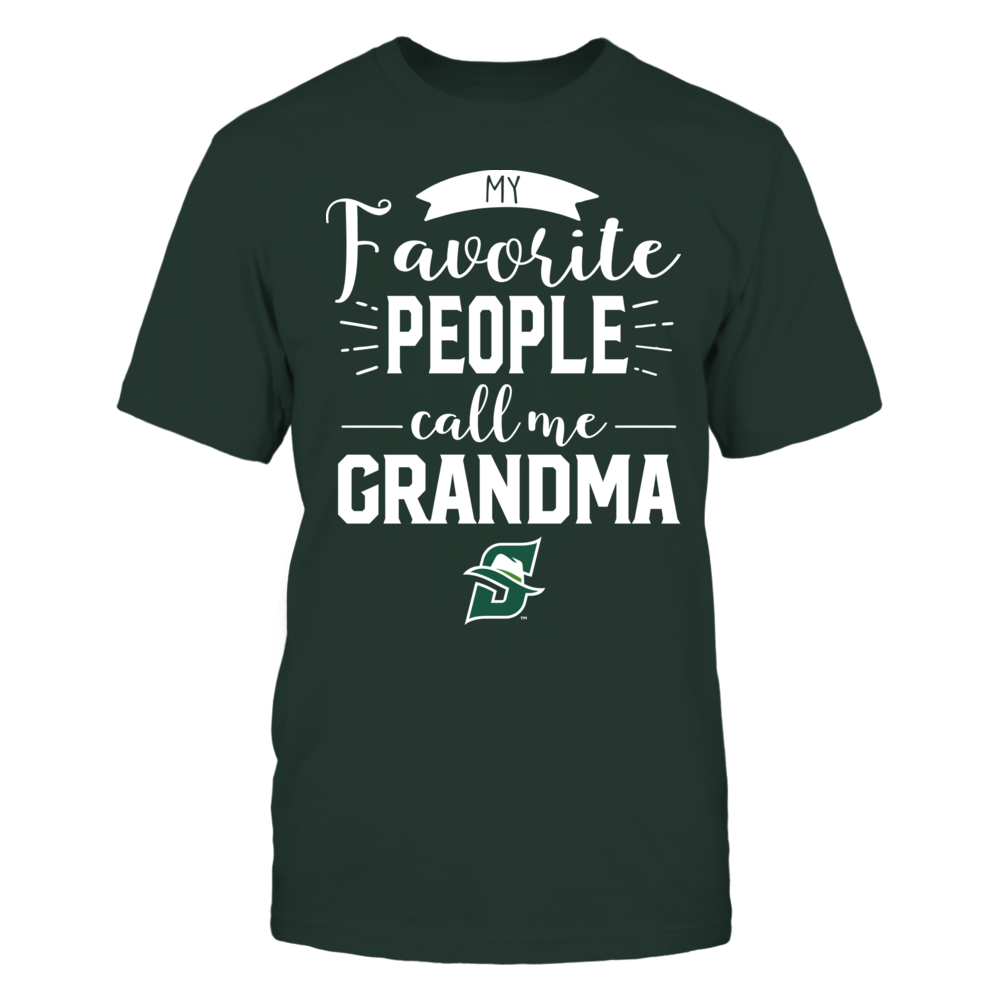 Stetson Hatters - My Favorite People Call Me - Grandma Front picture