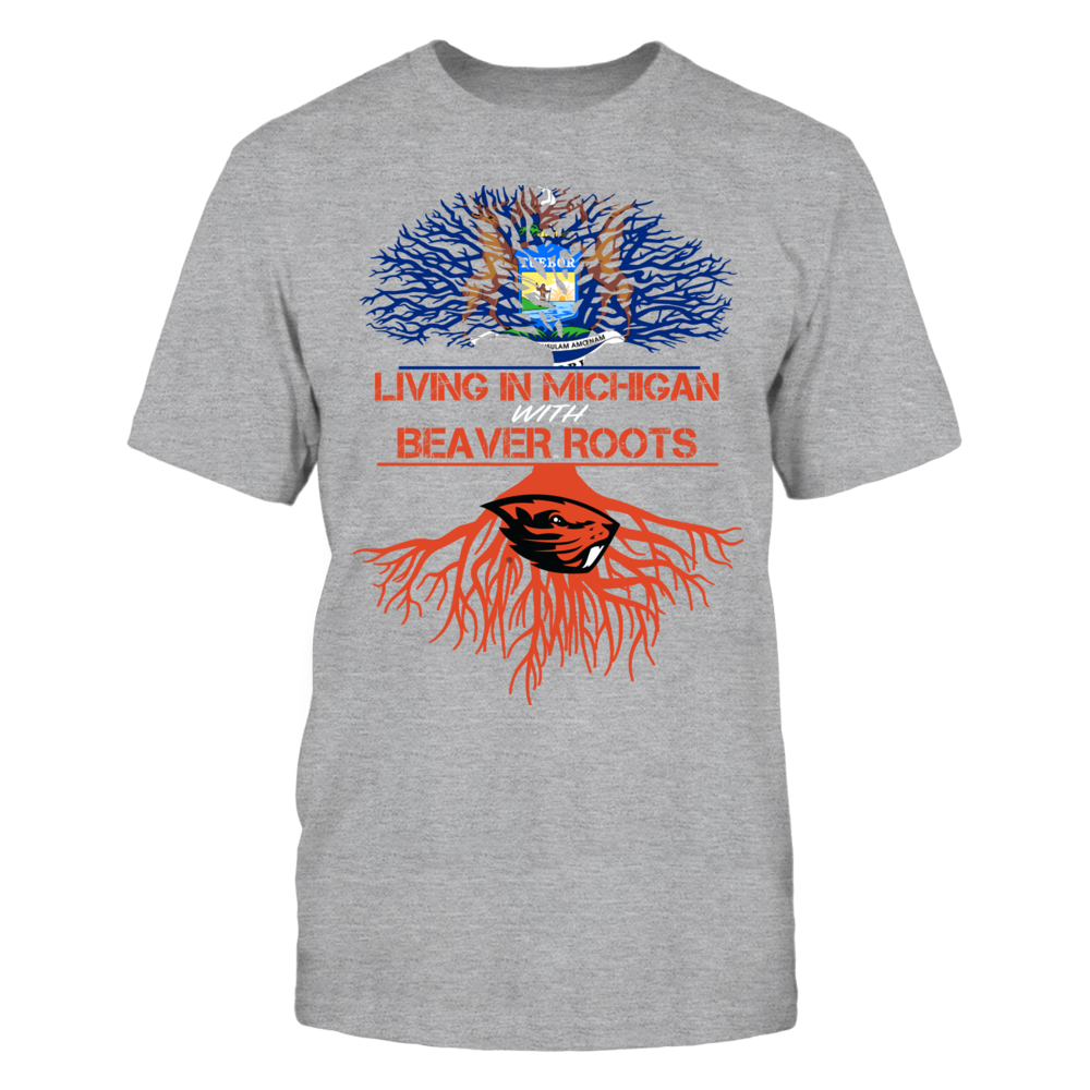 Oregon State Beavers - Living Roots Michigan Front picture