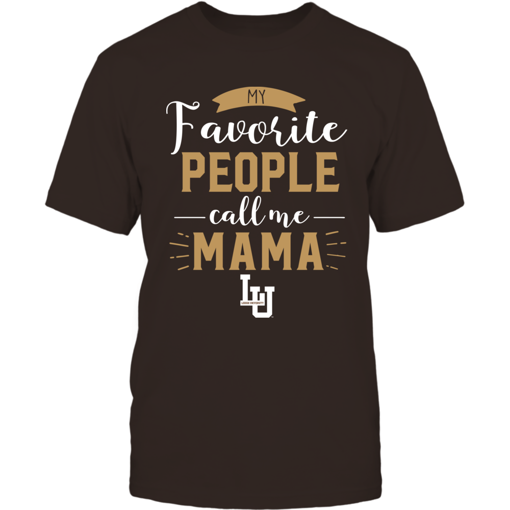 Lehigh Mountain Hawks - My Favorite People Call Me - Mama Front picture