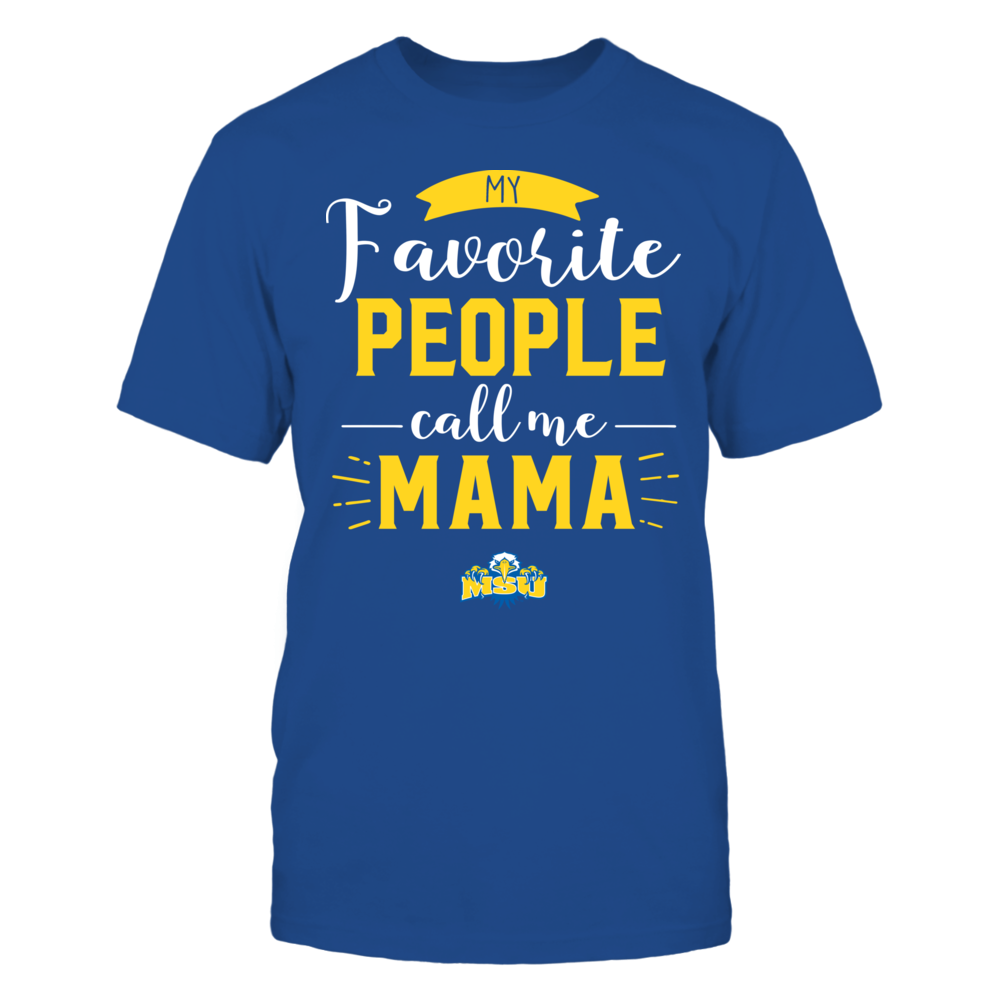 Morehead State Eagles - My Favorite People Call Me - Mama Front picture