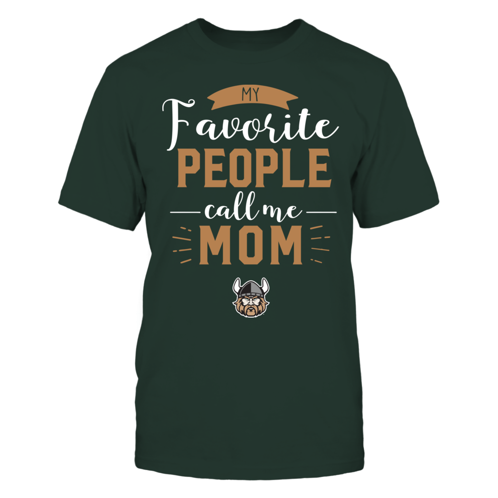 Cleveland State Vikings - My Favorite People Call Me - Mom Front picture
