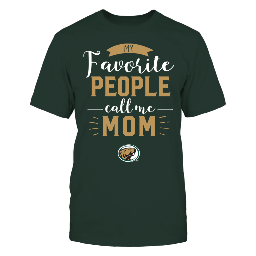 Bemidji State Beavers - My Favorite People Call Me - Mom Front picture