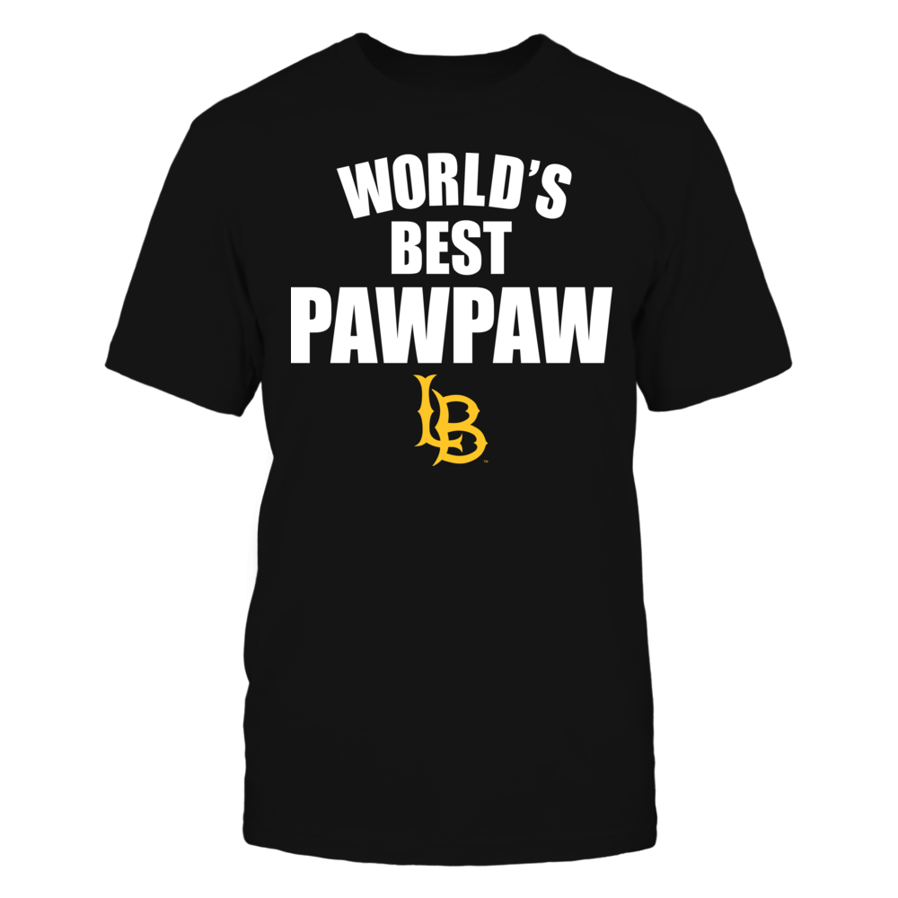 Long Beach State 49ers - World's Best Pawpaw - Bold Front picture