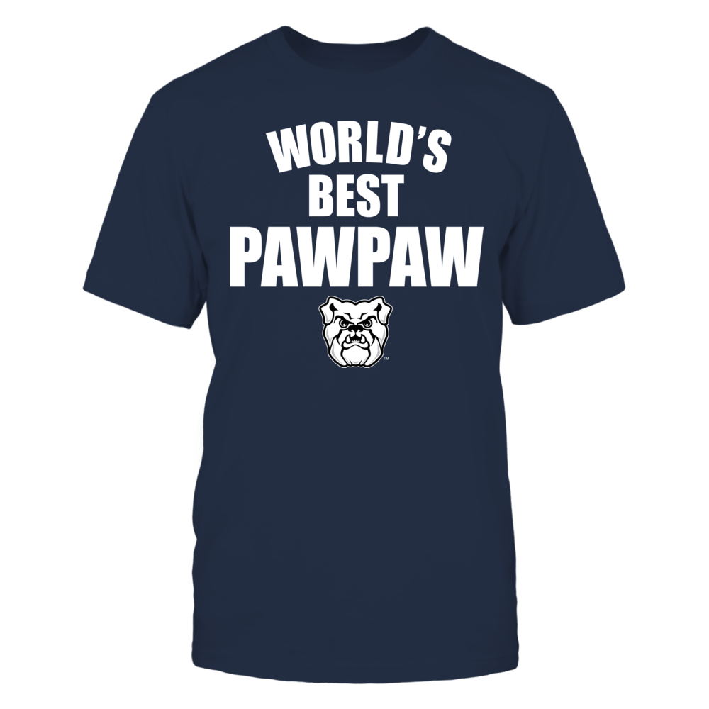 Butler Bulldogs - World's Best Pawpaw - Bold Front picture