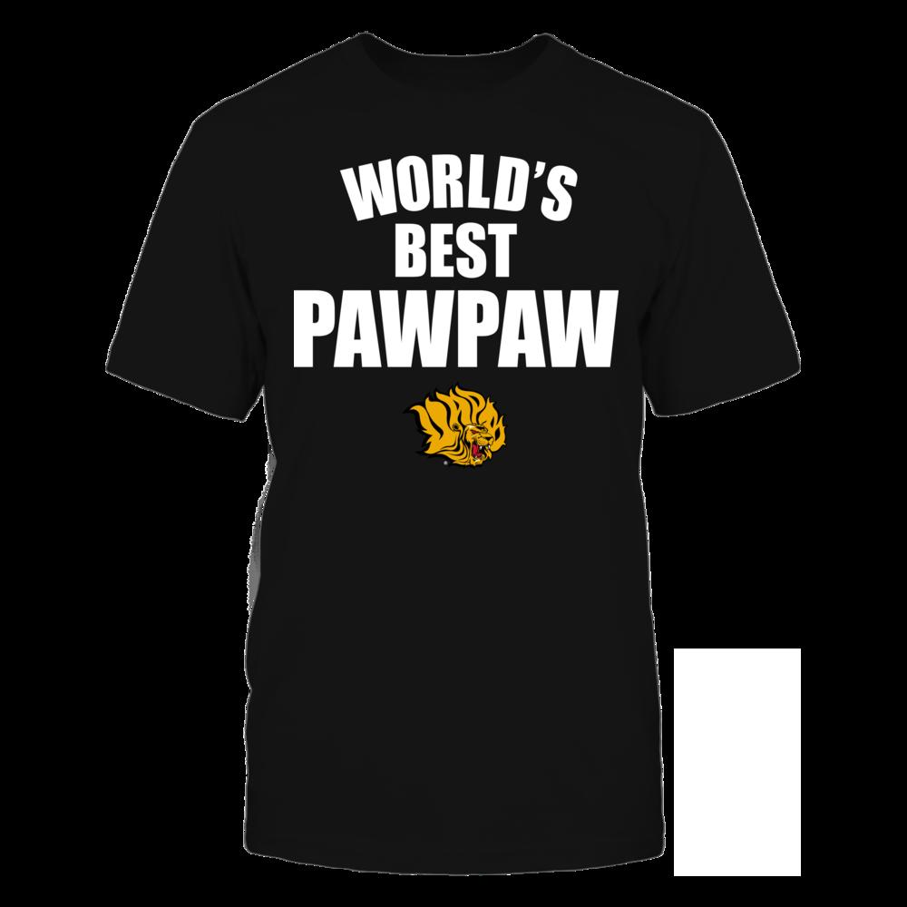 Arkansas Pine Bluff Golden Lions - World's Best Pawpaw - Bold Front picture