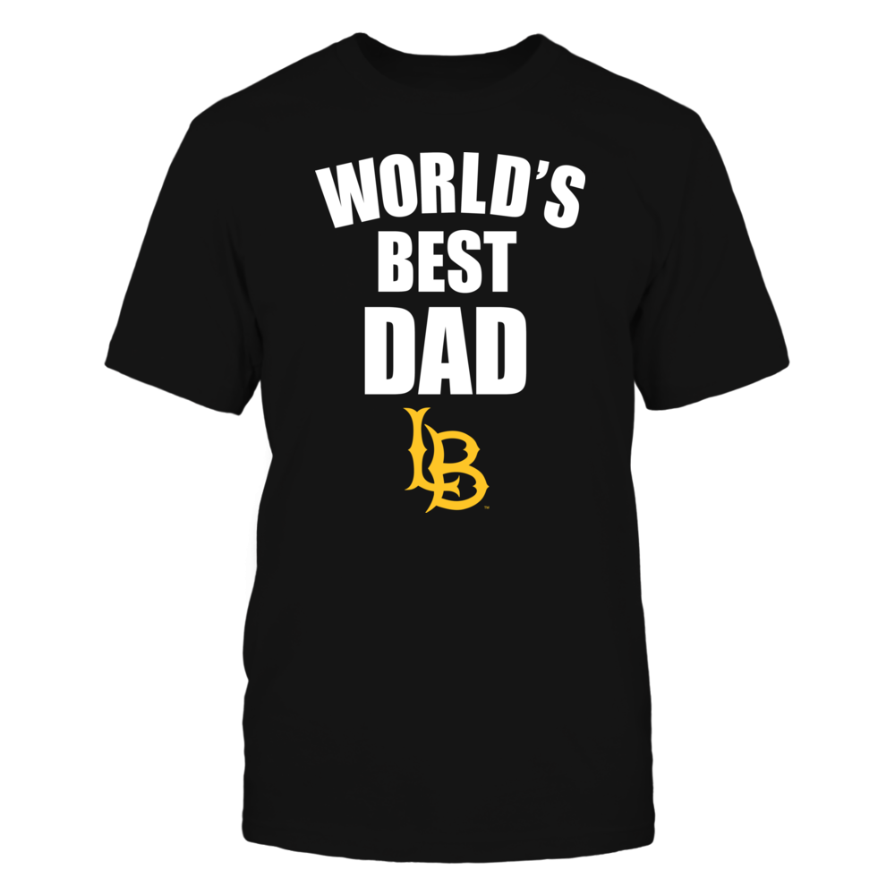 Long Beach State 49ers - World's Best Dad - Bold Front picture