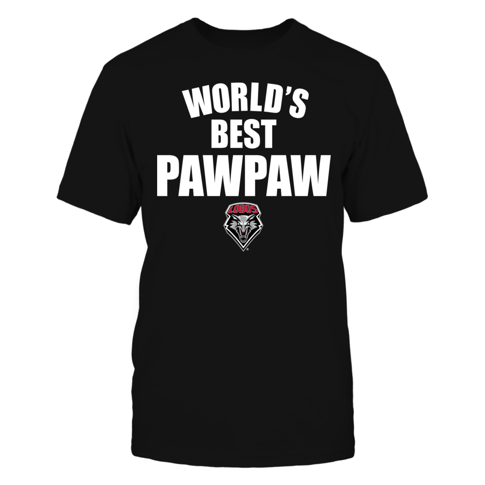 New Mexico Lobos - World's Best Pawpaw - Bold Front picture