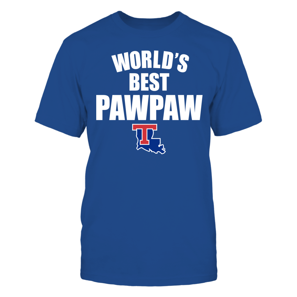 Louisiana Tech Bulldogs - World's Best Pawpaw - Bold Front picture