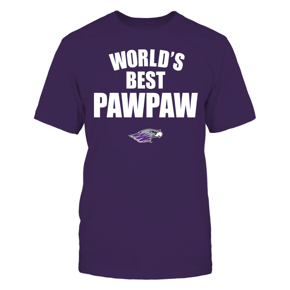 Wisconsin-Whitewater Warhawks - World's Best Pawpaw - Bold Front picture
