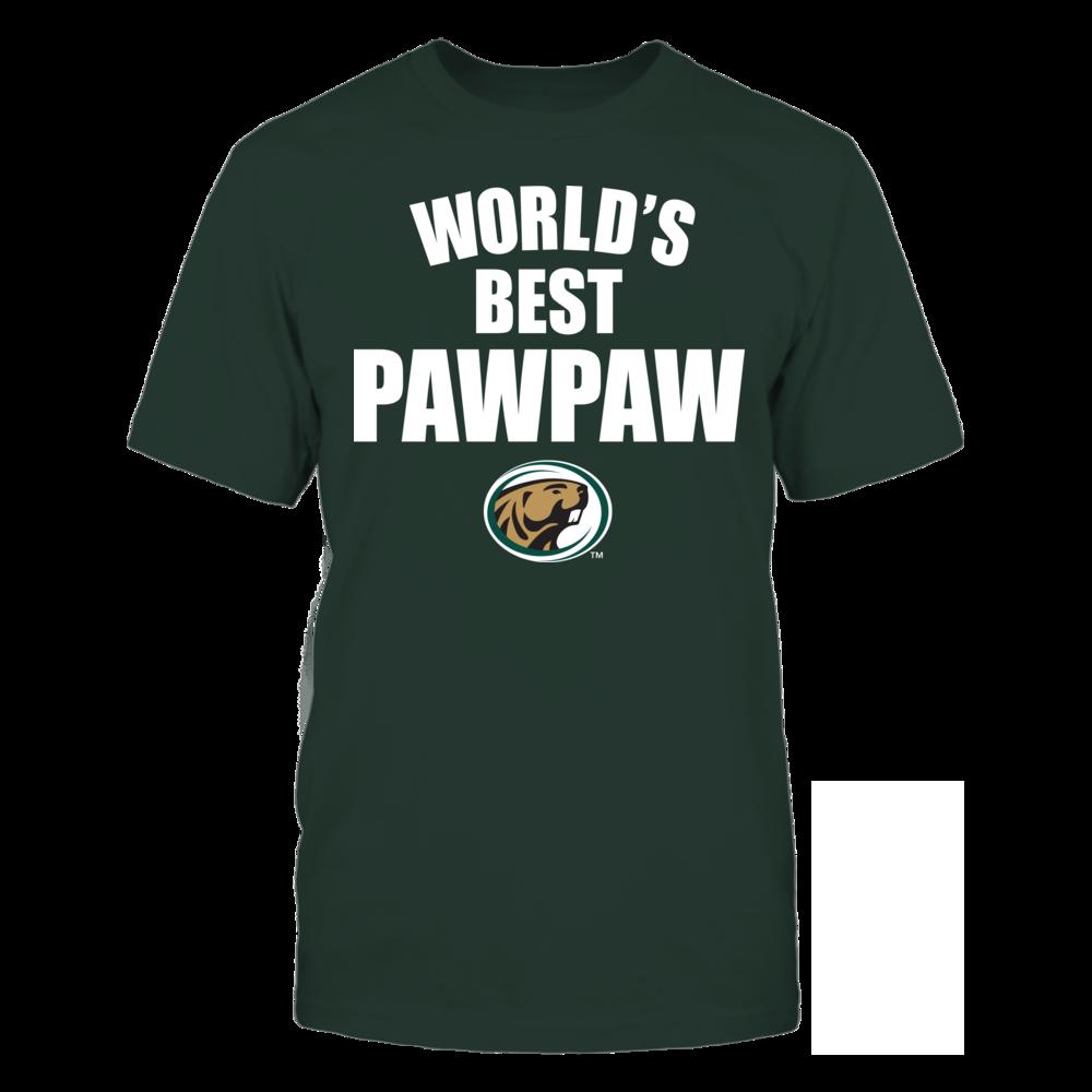 Bemidji State Beavers - World's Best Pawpaw - Bold Front picture