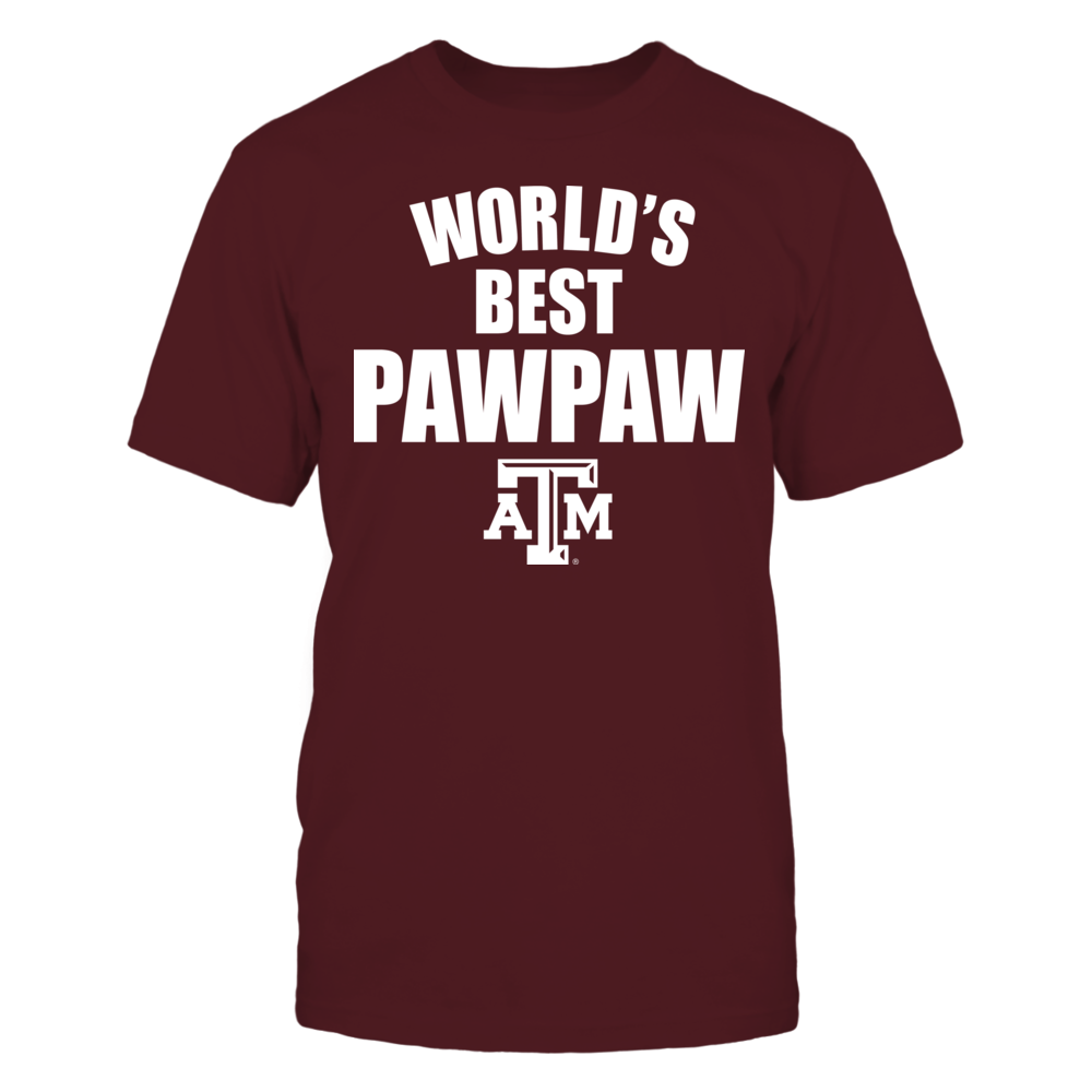 Texas A&M Aggies - World's Best Pawpaw - Bold Front picture