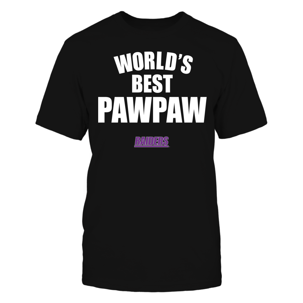Mount Union Raiders - World's Best Pawpaw - Bold Front picture