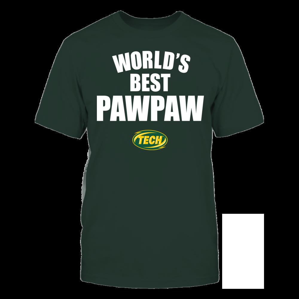 Arkansas Tech Golden Suns - World's Best Pawpaw - Bold Front picture