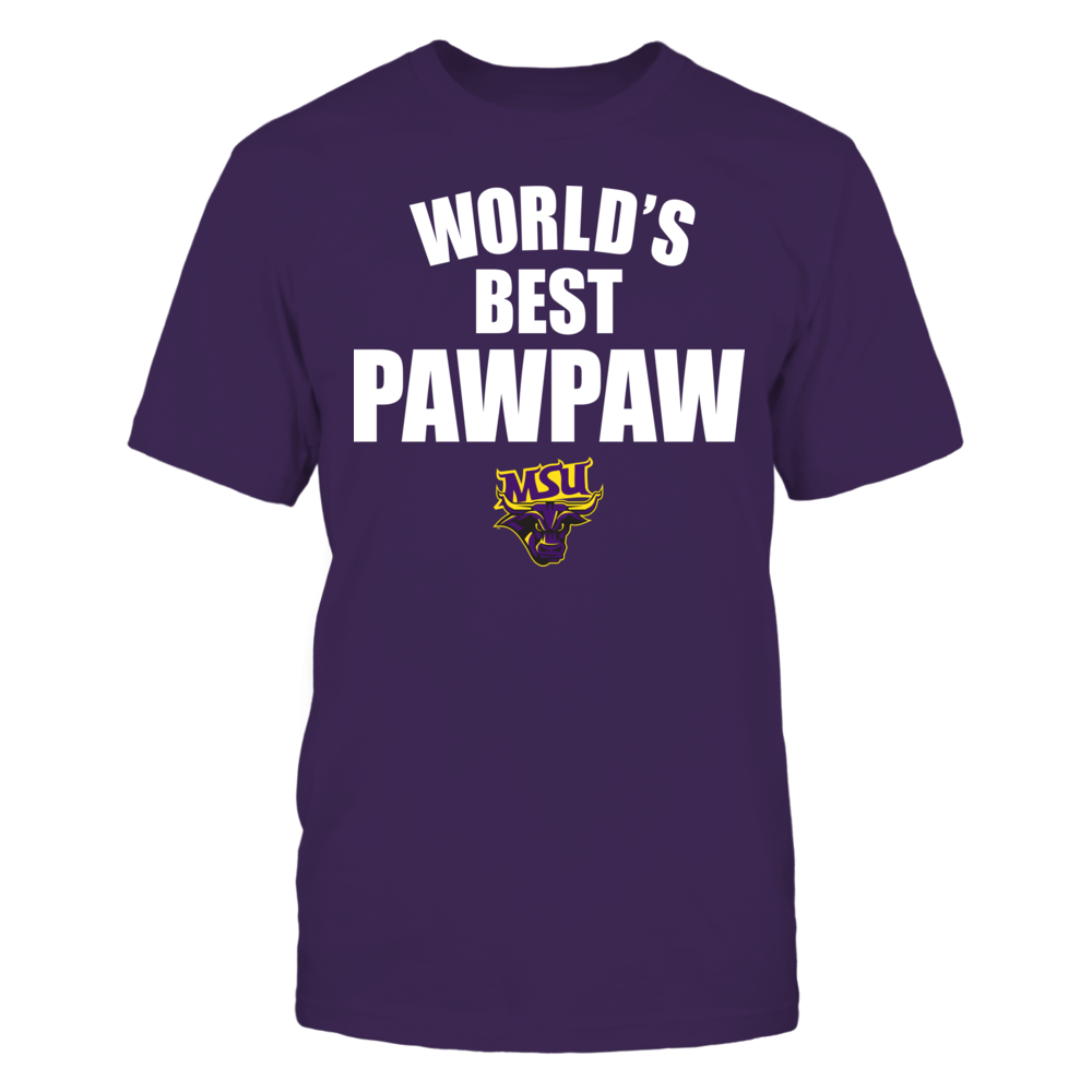 Minnesota State Mavericks - World's Best Pawpaw - Bold Front picture