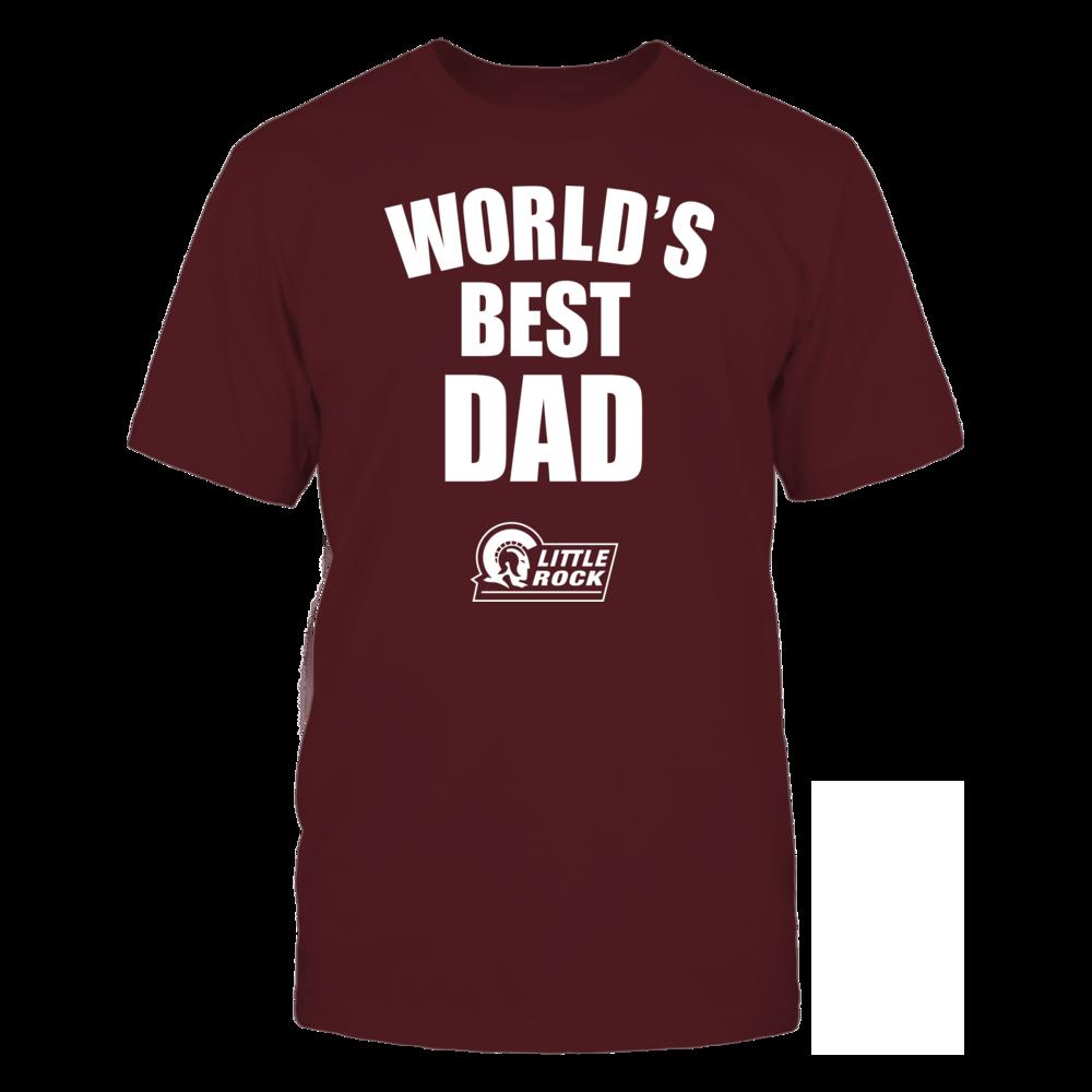 Arkansas Little Rock Trojans - World's Best Dad - Bold Front picture