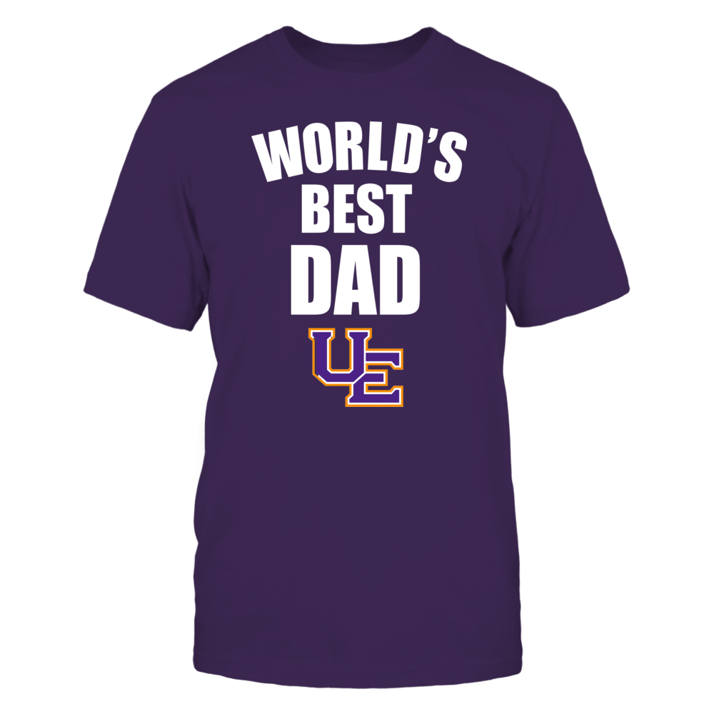 Evansville Purple Aces - World's Best Dad - Bold Front picture