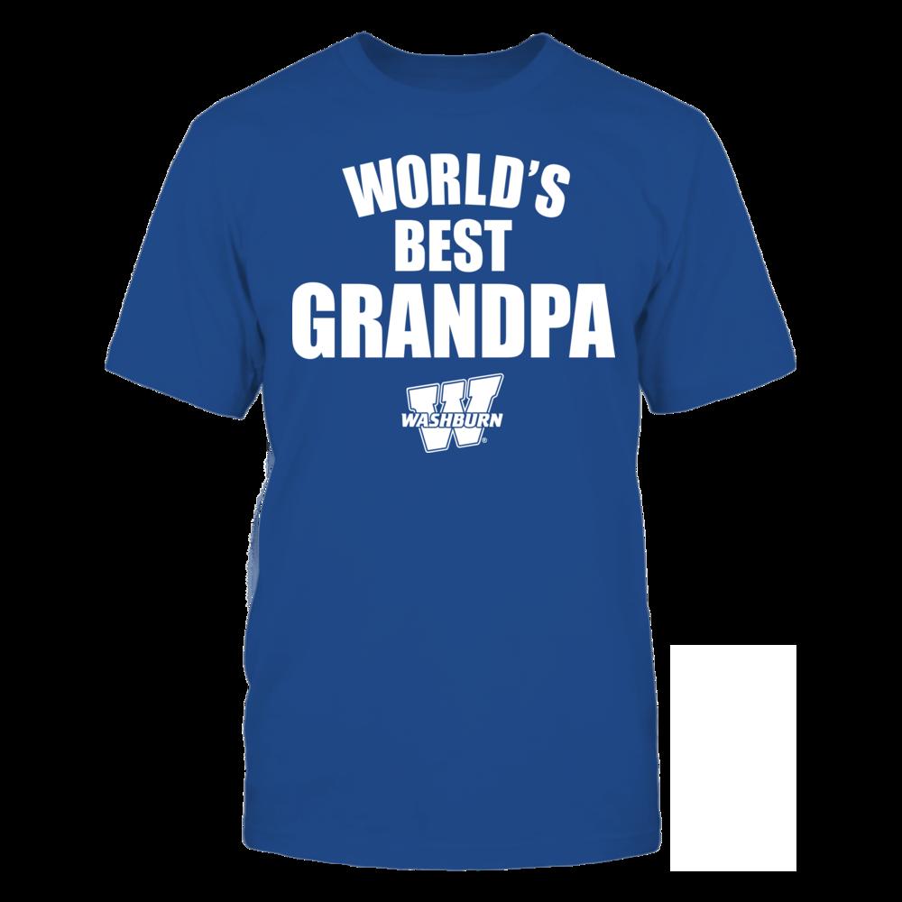 Washburn Ichabods - World's Best Grandpa - Bold Front picture