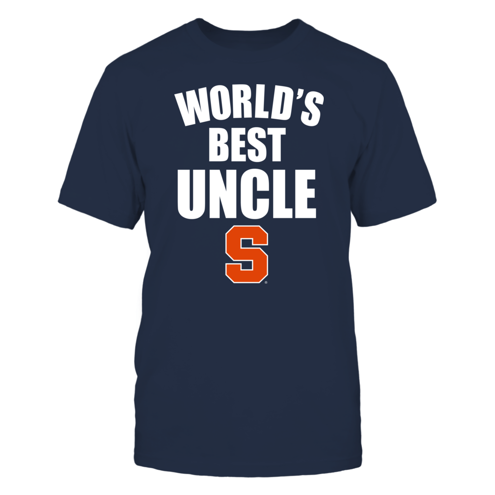 Syracuse Orange - World's Best Uncle - Bold Front picture