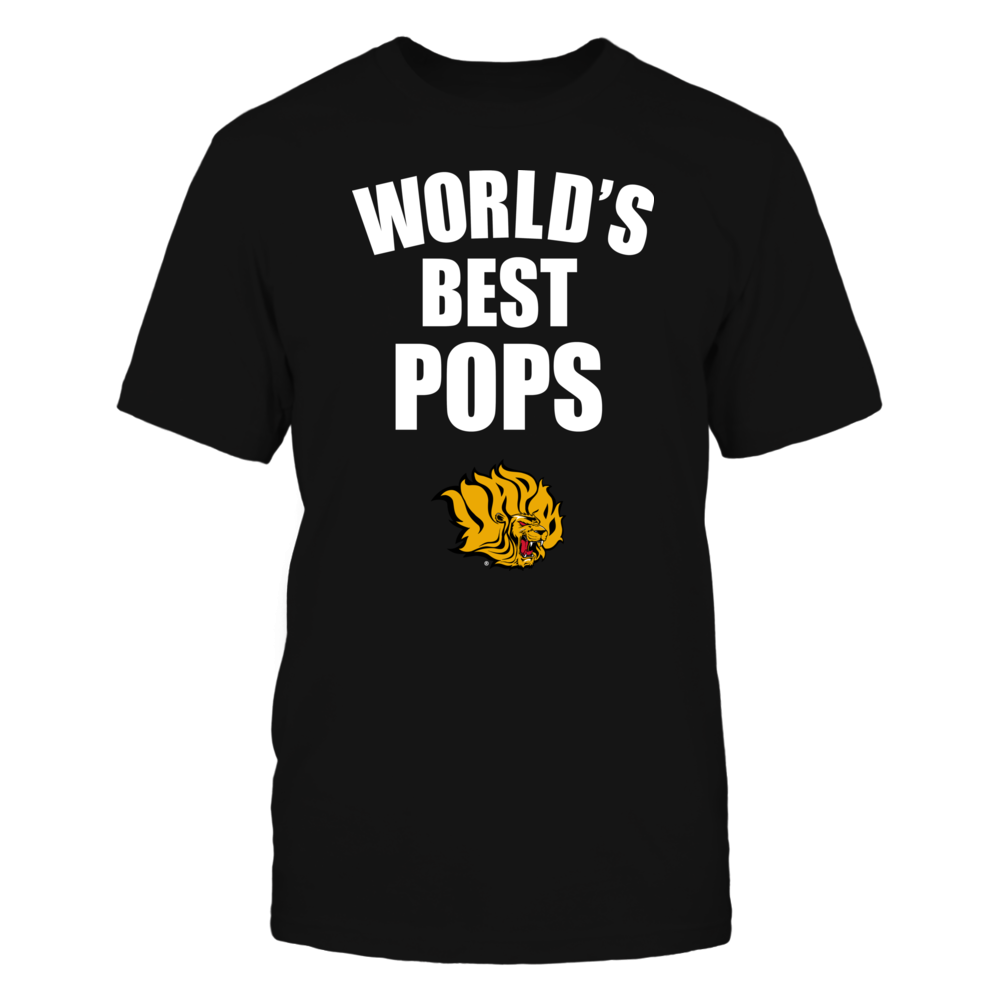 Arkansas Pine Bluff Golden Lions - World's Best Pops - Bold Front picture