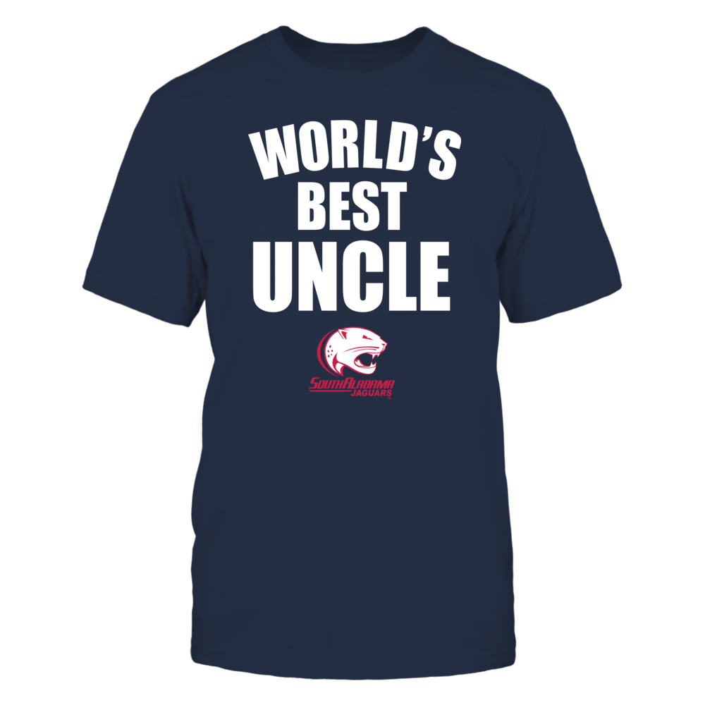 South Alabama Jaguars - World's Best Uncle - Bold Front picture