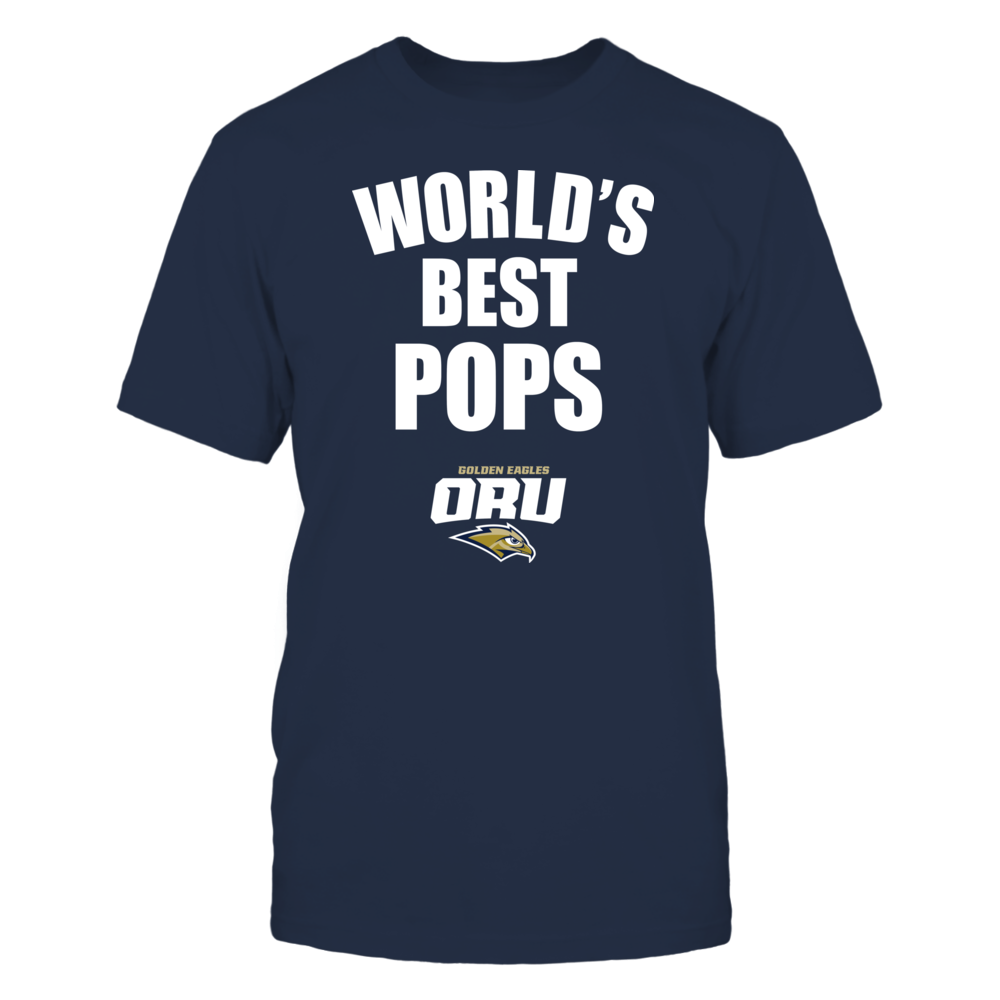 Oral Roberts Golden Eagles - World's Best Pops - Bold Front picture