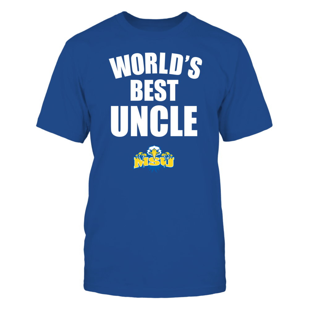 Morehead State Eagles - World's Best Uncle - Bold Front picture