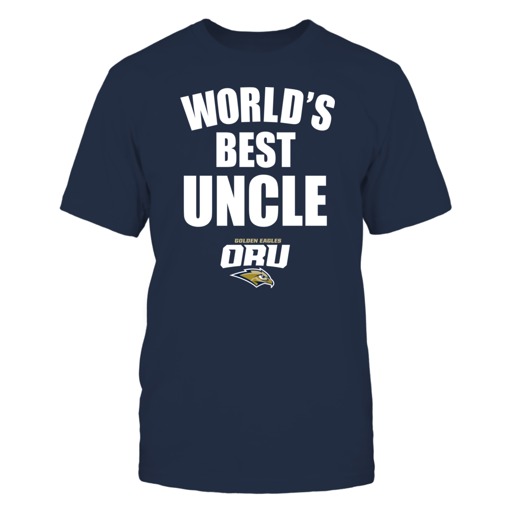 Oral Roberts Golden Eagles - World's Best Uncle - Bold Front picture