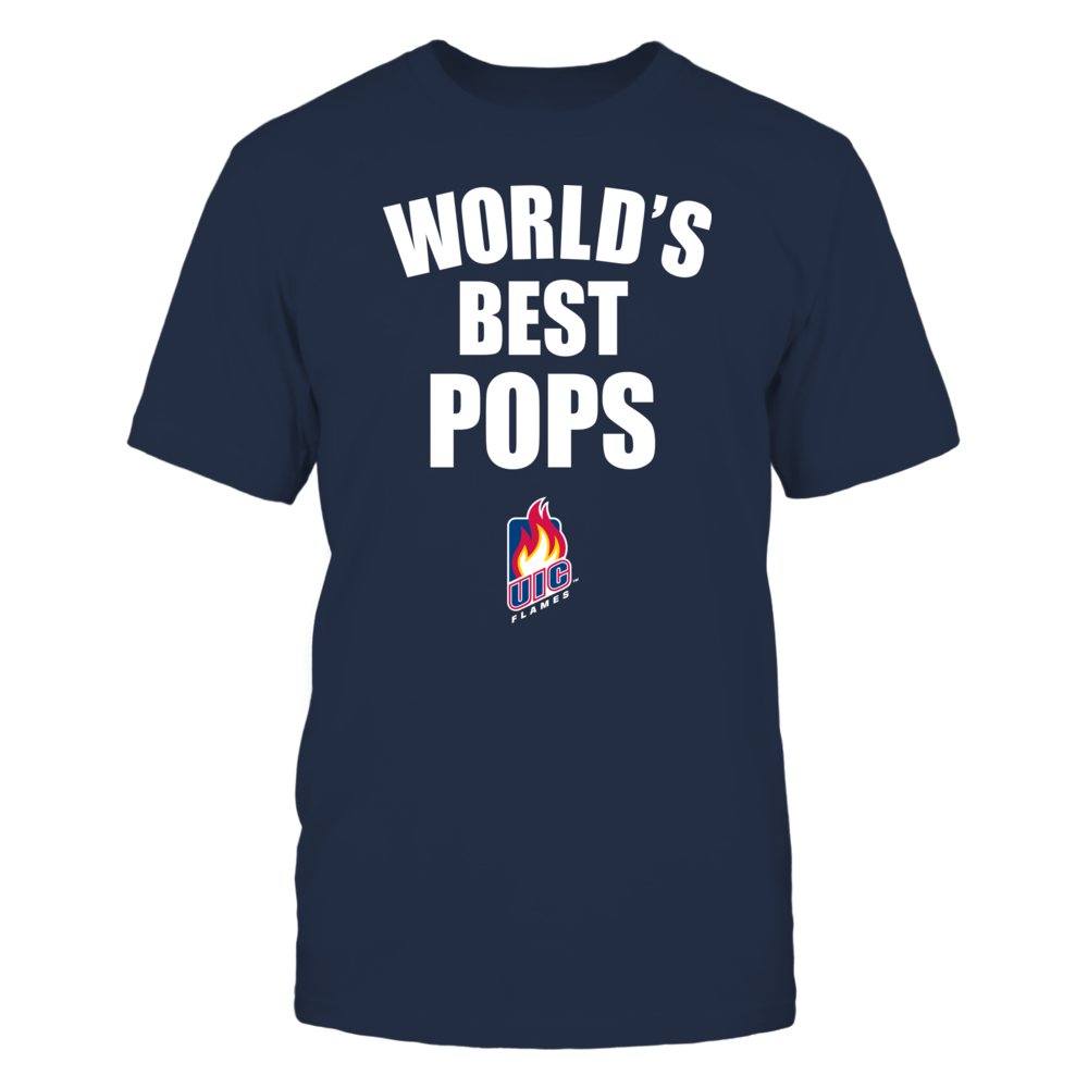 UIC Flames - World's Best Pops - Bold Front picture