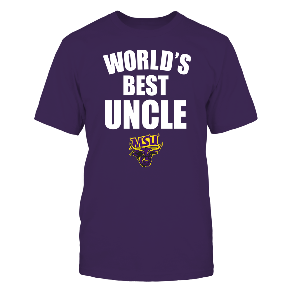 Minnesota State Mavericks - World's Best Uncle - Bold Front picture