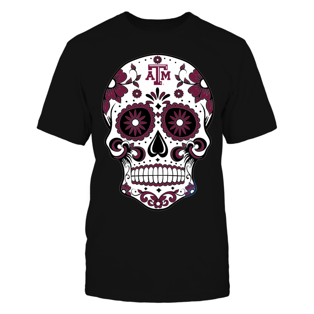 Texas A&M Aggies - Sugar Skull Front picture
