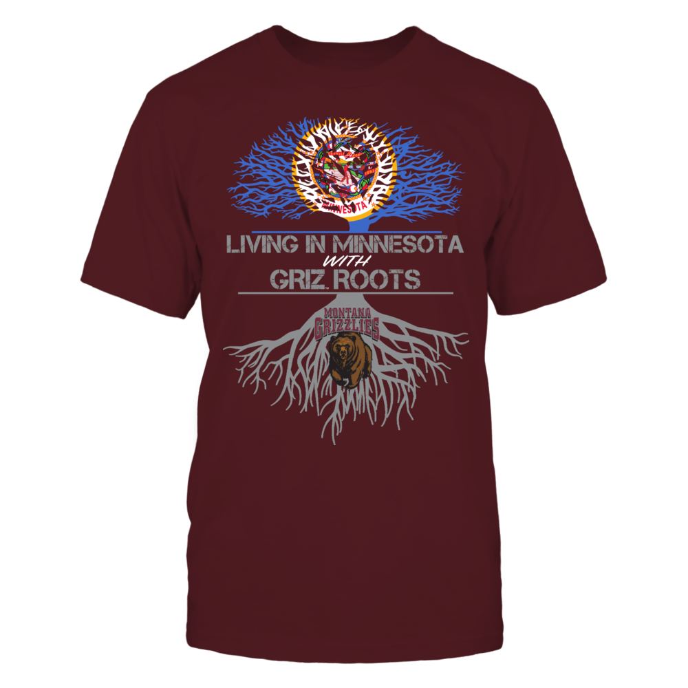 Montana Grizzlies - Living Roots Minnesota Front picture
