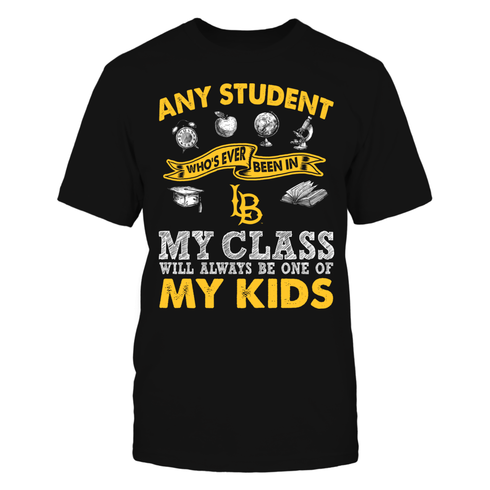 Long Beach State 49ers - Teacher - One Of My Kids Front picture