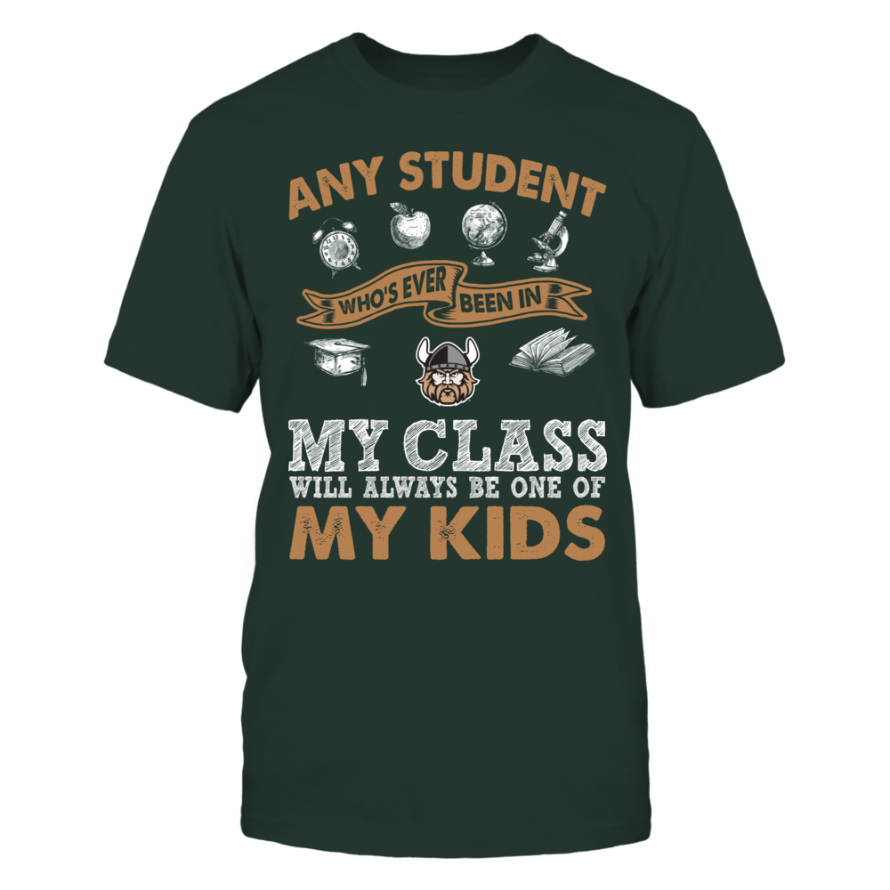 Cleveland State Vikings - Teacher - One Of My Kids Front picture