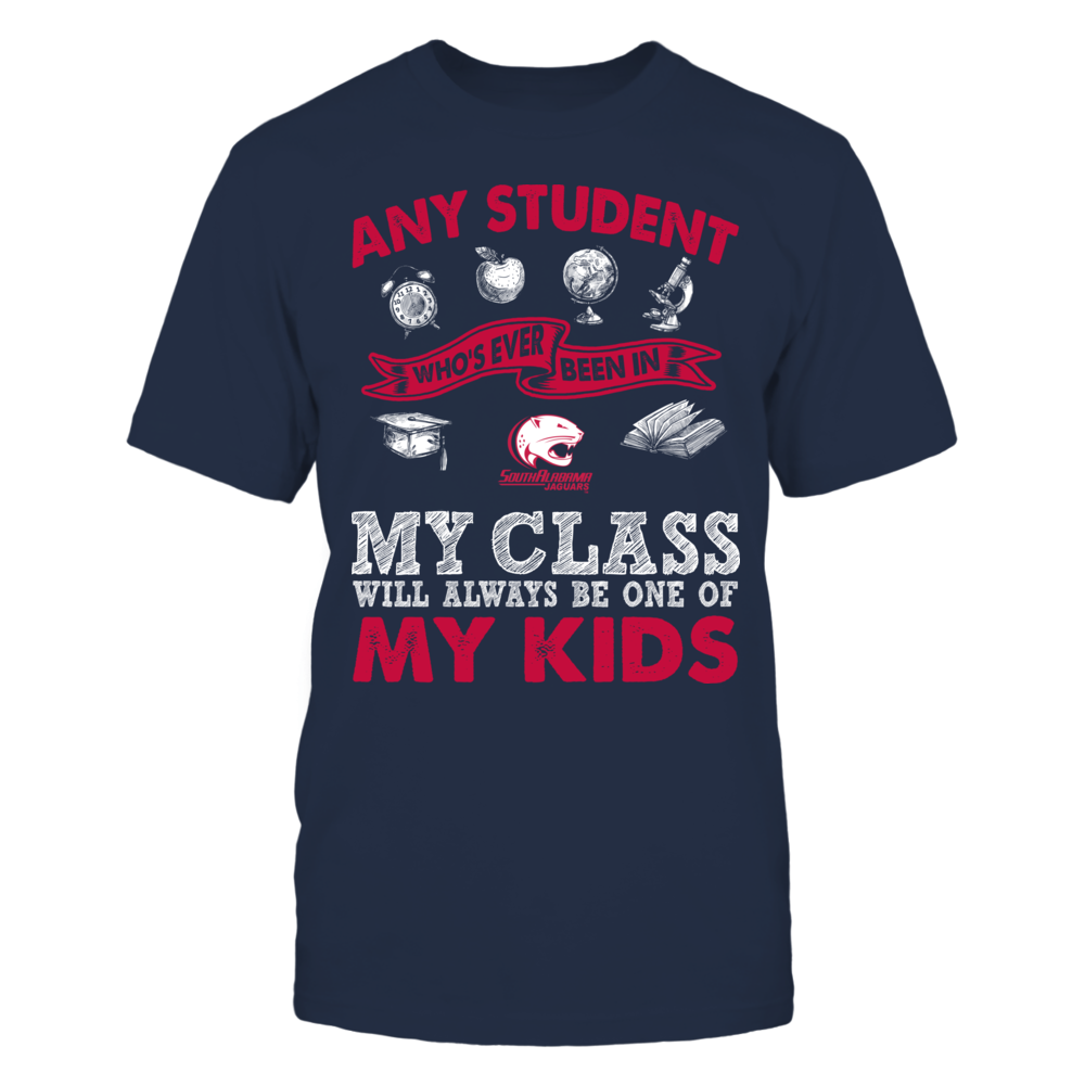 South Alabama Jaguars - Teacher - One Of My Kids Front picture