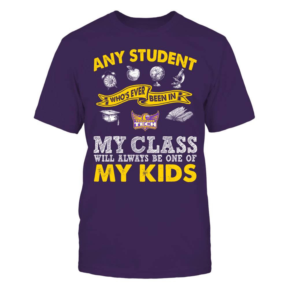 Tennessee Tech Golden Eagles - Teacher - One Of My Kids Front picture
