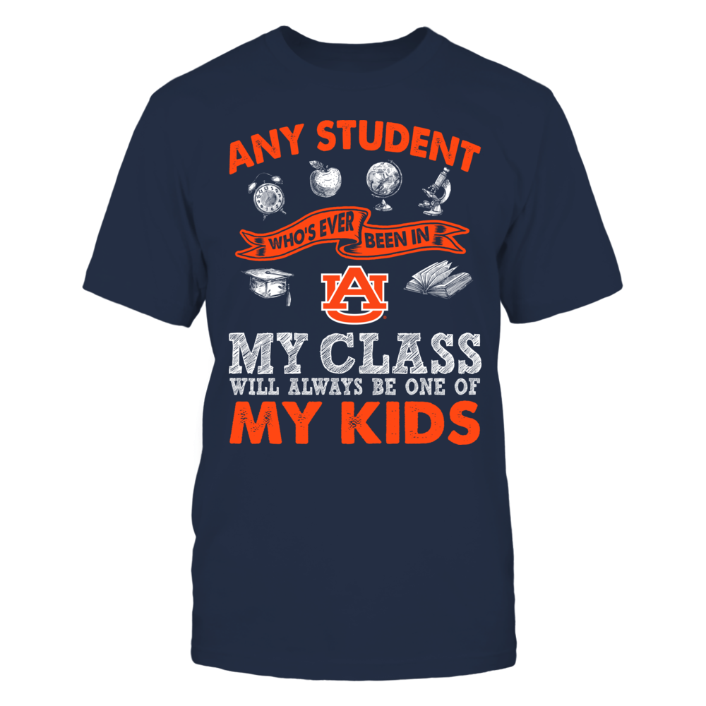 Auburn Tigers - Teacher - One Of My Kids Front picture