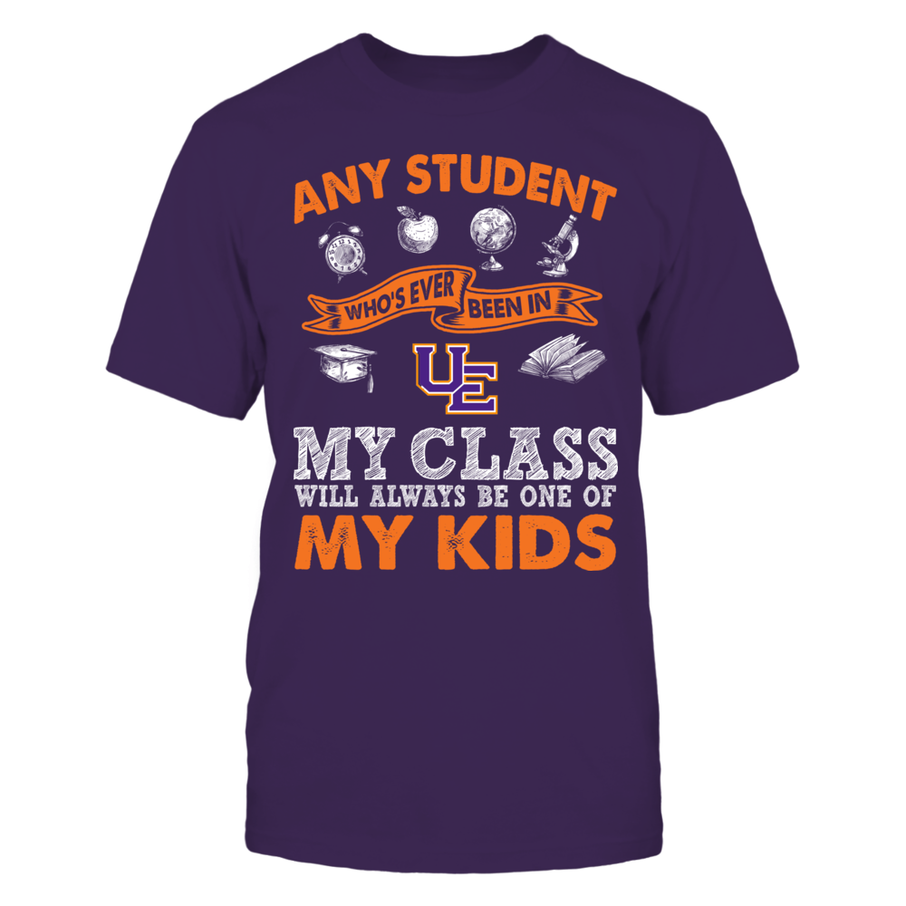 Evansville Purple Aces - Teacher - One Of My Kids Front picture
