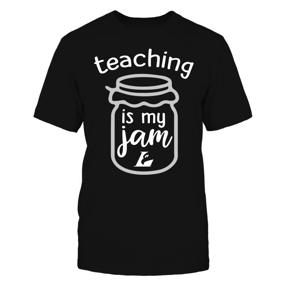 Wisconsin-La Crosse Eagles - Teaching is My Jam - Jar Front picture